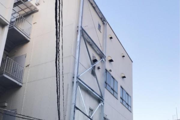 R様耐震補強工事施工後